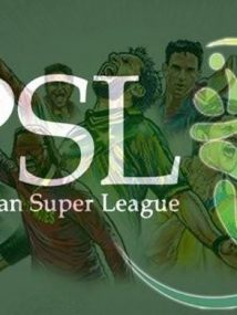 Pakistan Super League 3 Song