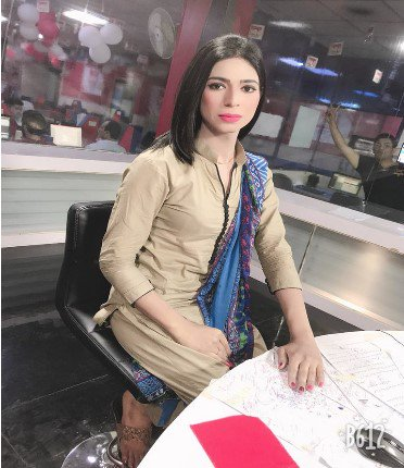 Marvia Malik News Anchor