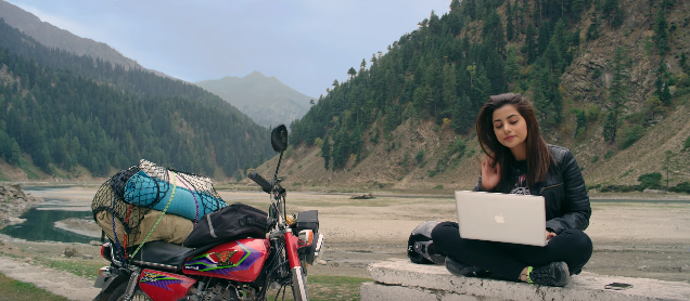 Motorcycle girl review