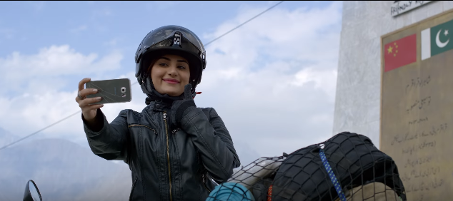 Motrocycle Girl Review