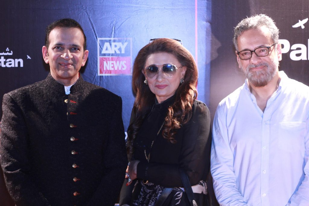 The Fashion Soiree Day 2 of Shaan e Pakistan witnessed the real Padmaavat experience! 8