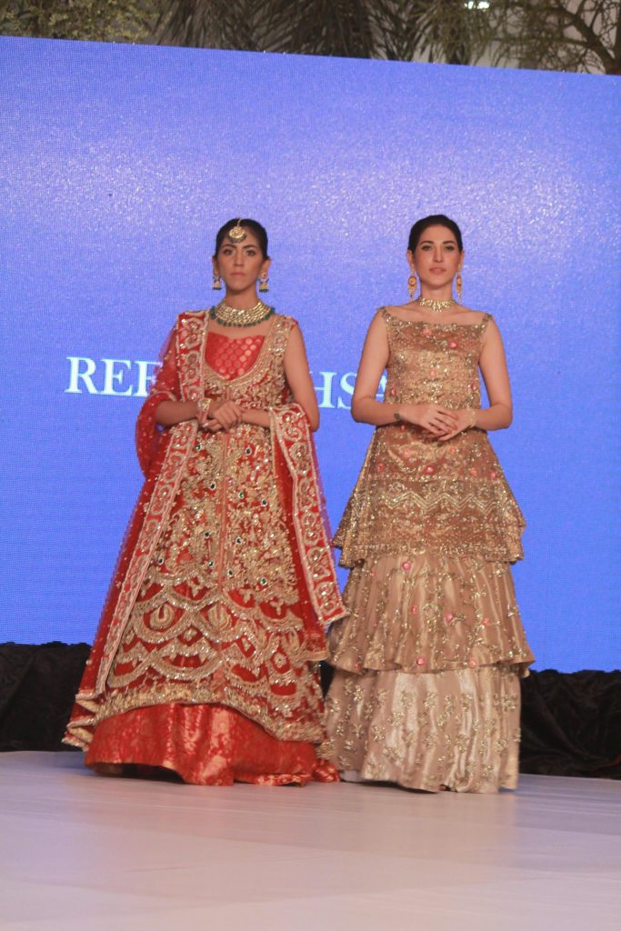 The Fashion Soiree Day 2 of Shaan e Pakistan witnessed the real Padmaavat experience! 4