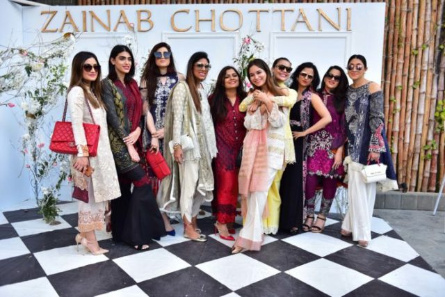 Zainab Chottani launches her Prêt Eid Collection 2018