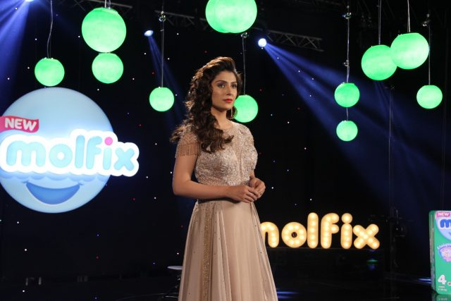Ayeza Khan at Molfix Shoot 2