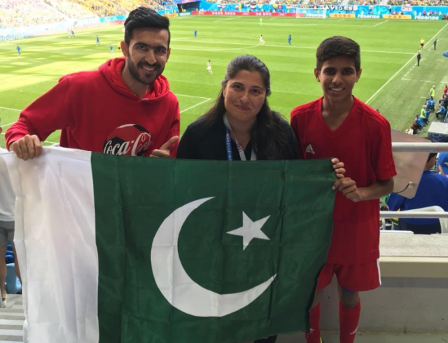 Coca-Cola makes the 15-year-old Pakistani teenager's dream come true