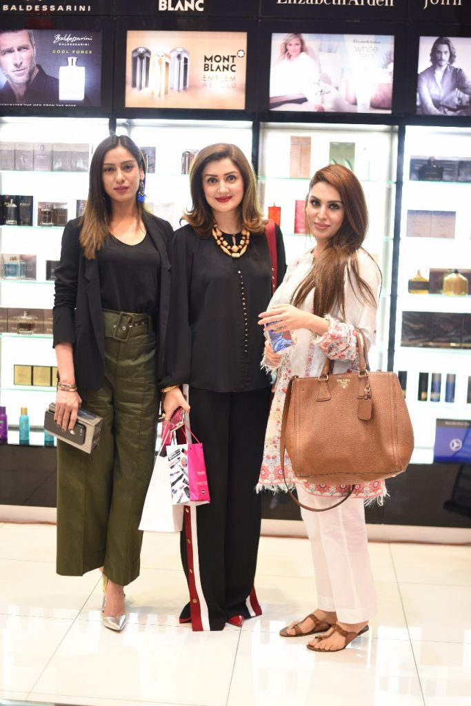 Grand Opening of Make-Up City at Packages Mall Lahore 1