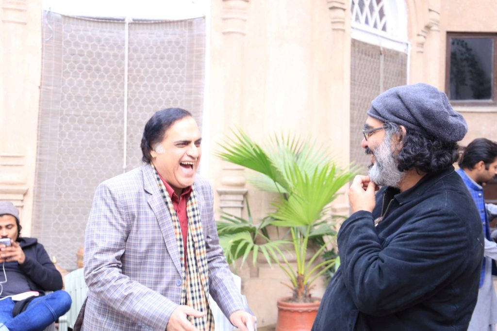 Legendary Actor Mehmood Aslam returns to the silver screen  after 28 years in TEEFA IN TROUBLE 3