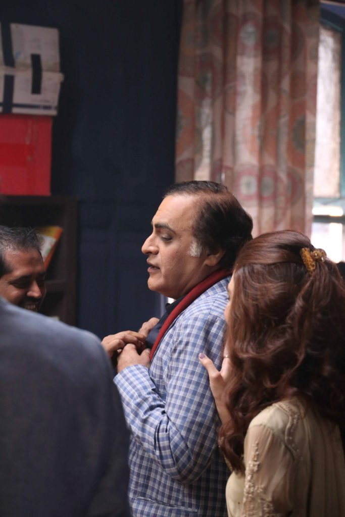 Legendary Actor Mehmood Aslam returns to the silver screen  after 28 years in TEEFA IN TROUBLE 2