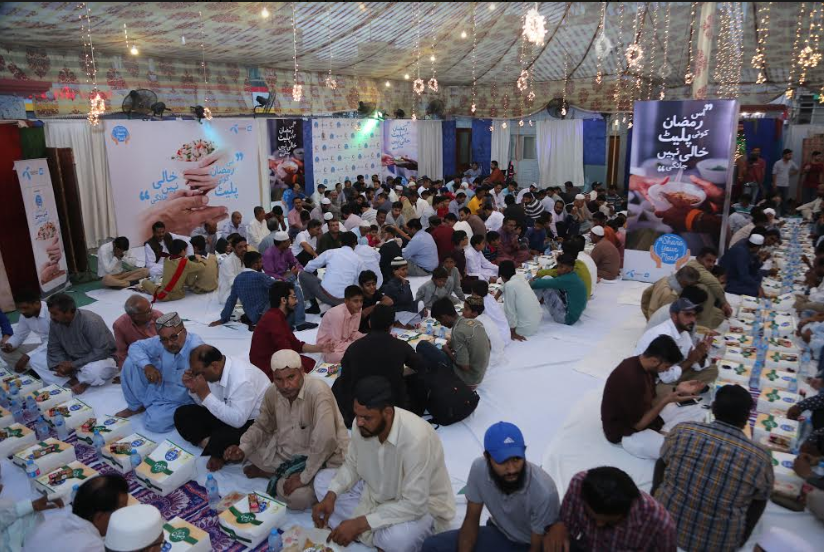 Telenor Pakistan continues to help citizens make a difference during Ramzan through its #ShareAMeal Campaign 1
