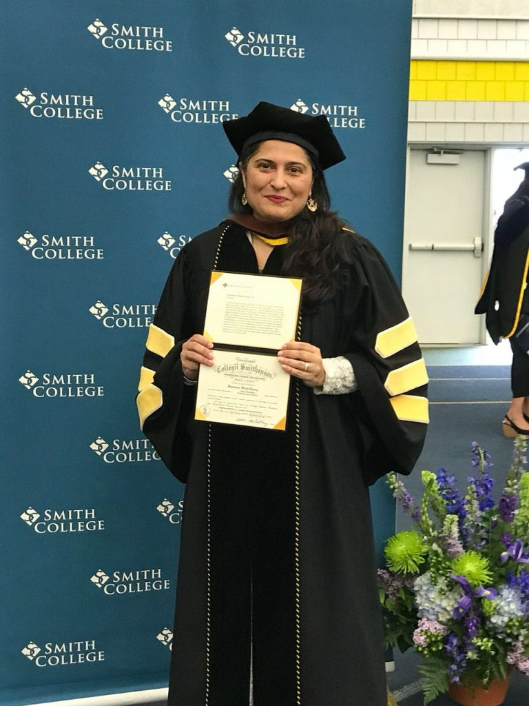 Sharmeen Obaid-Chinoy - 2018 Honorary Degree Recipient - Smith College [...