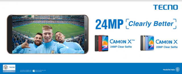 Techno 24MP camon X