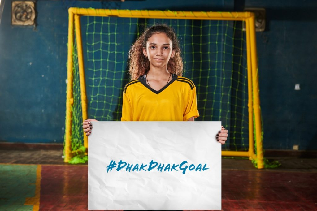 """Peek Freans Chocolicious Showcases the Real Spirit of Football in Pakistan with """"Dhak Dhak Goal"""" 1"""