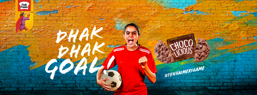 """Peek Freans Chocolicious Showcases the Real Spirit of Football in Pakistan with """"Dhak Dhak Goal"""" 3"""