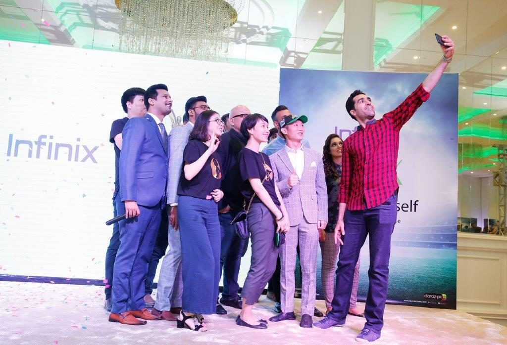 Infinix Unveils its first AI Integrated, Notch Screen S3x and Multan Sultans Campaign 4