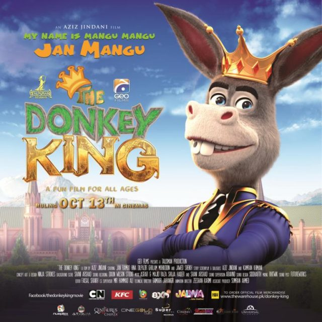 The Donkey King - Animated Movie