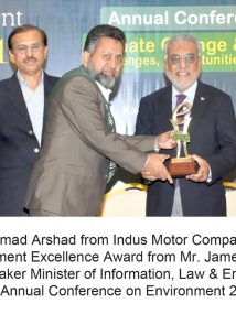 indus motors win awards