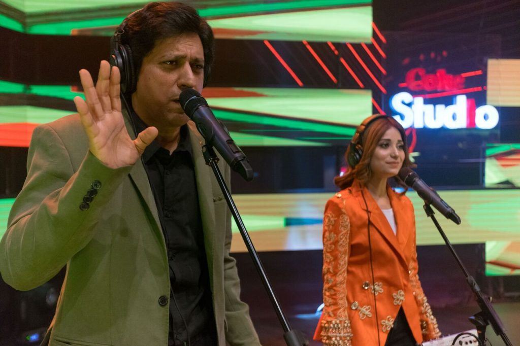 Coke Studio releases the ninth and final episode from Season 11 titled 'AFTAB' 1