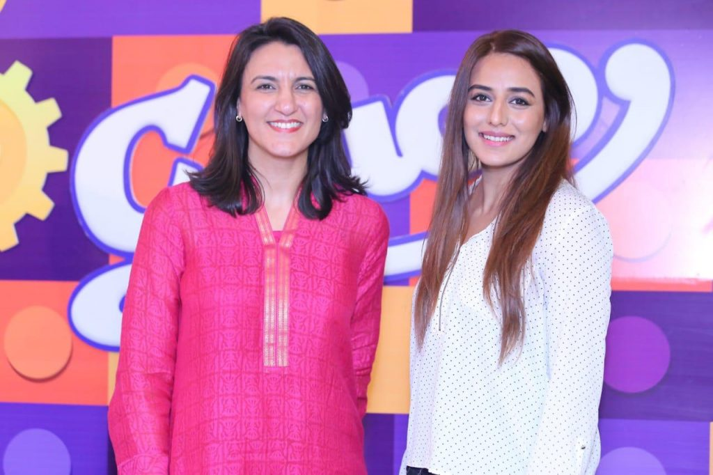 Cinepax Cinemas and Peek Freans Gluco Launched Pakistan's First Ever Cinema Catering to the Children 1