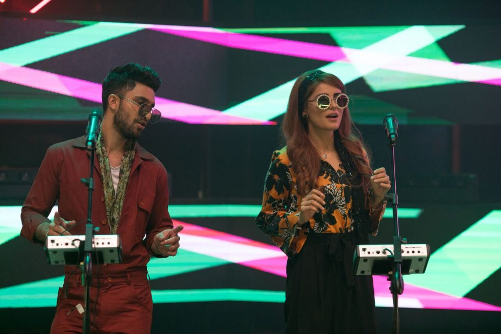 Coke Studio releases the ninth and final episode from Season 11 titled 'AFTAB' 3