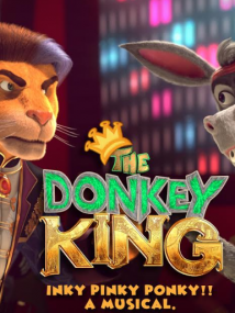 The donkey king Song inky pinky ponky