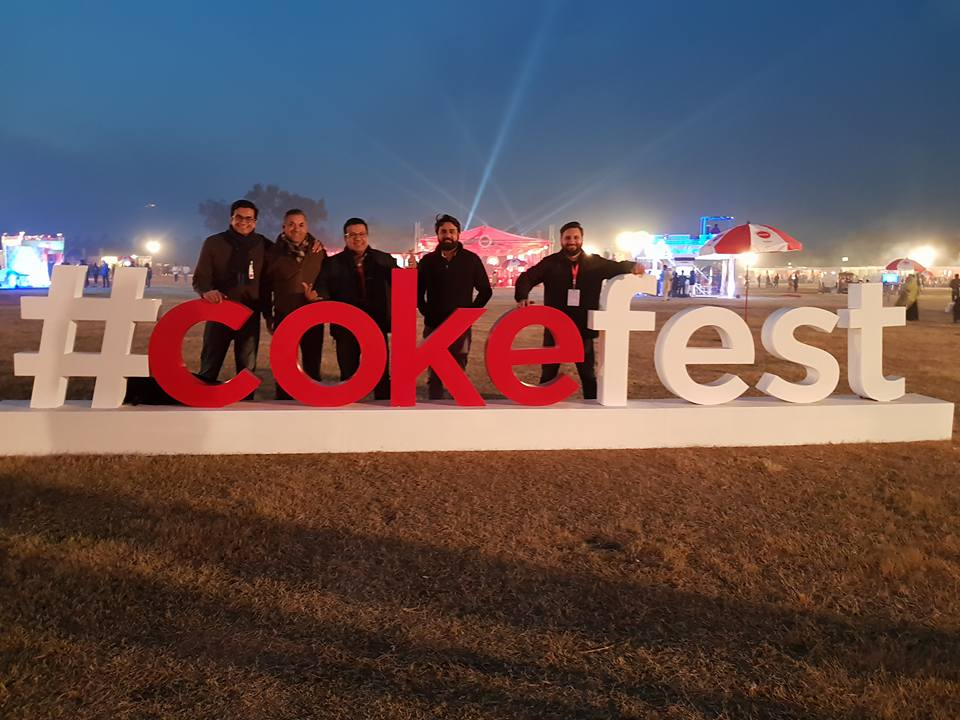 Coca-Cola Food and Music Festival is all set to bring 7 mega Events 4