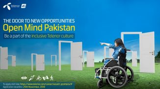 Telenor open mind pakistan