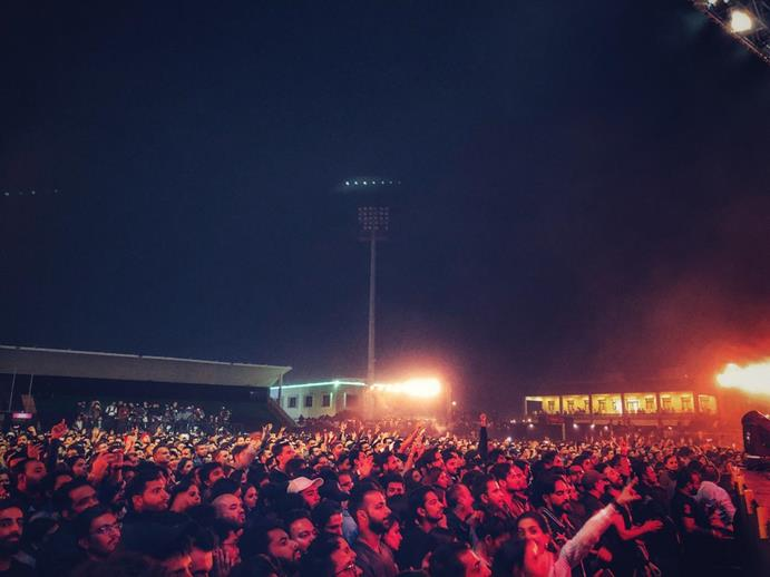 The Sooper Junoon Concert Makes History as The Most Iconic Live Act Ever Seen in Pakistan 2