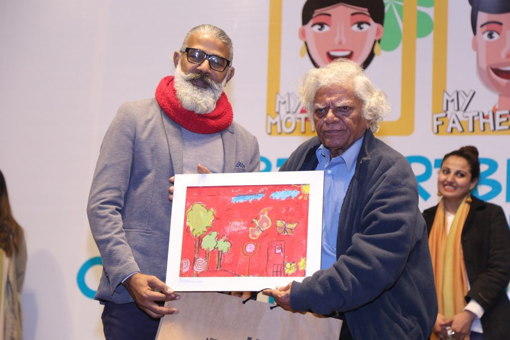 8th ArtBeat National Child Art Exhibitions opens at NCA Lahore! 2