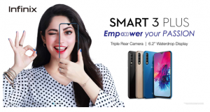 Get your hands on the new Infinix Smart 3 Plus! Pre-Order on Daraz 1