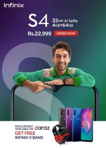 INFINIX S4 - THE GAME CHANGING 32MP SELFIE PHONE 1