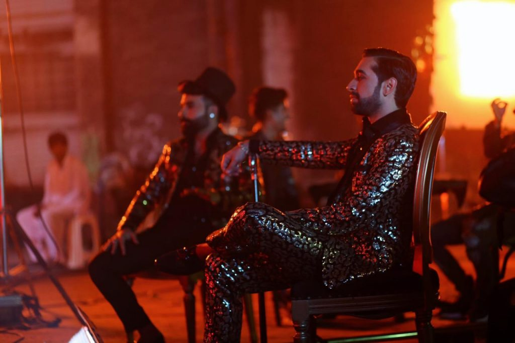 After the Success of Addi Maar Song , Heer Maan Ja Releases its Title Song Track! 2