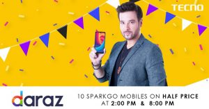 Pakistanis show incredible response to the newly released TECNO Spark Go 1