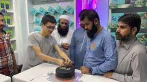 Infinix inaugurates first official store in Karachi 1