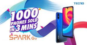 Pakistanis show incredible response to the newly released TECNO Spark Go 2