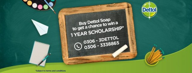 Dettol School Scholarships