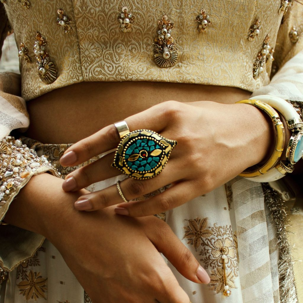 Hira Ali Studios drops a surprise limited edition Jewelry collection! 4