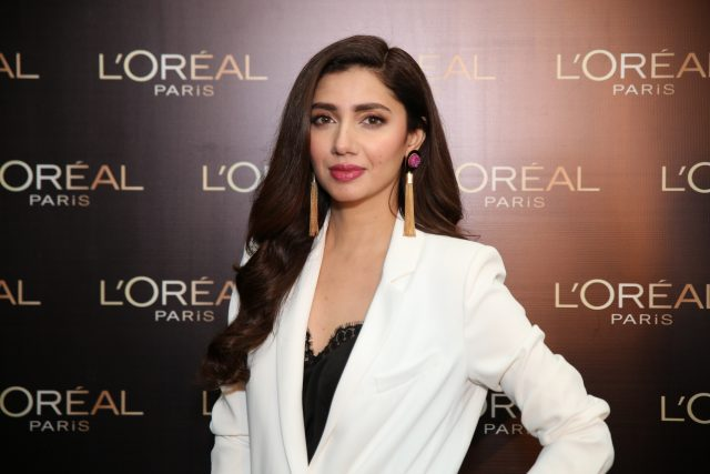 LOreal Paris Pakistan Mahira Khan