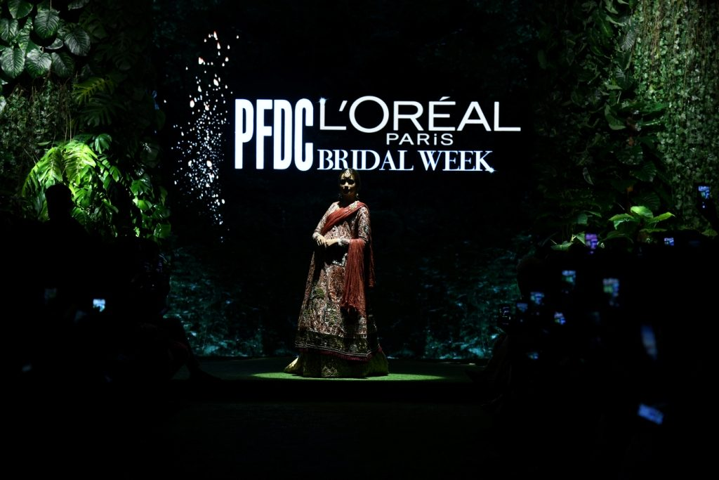 PFDC LOreal Paris Bridal Week 2019: Day-1 Journal 1