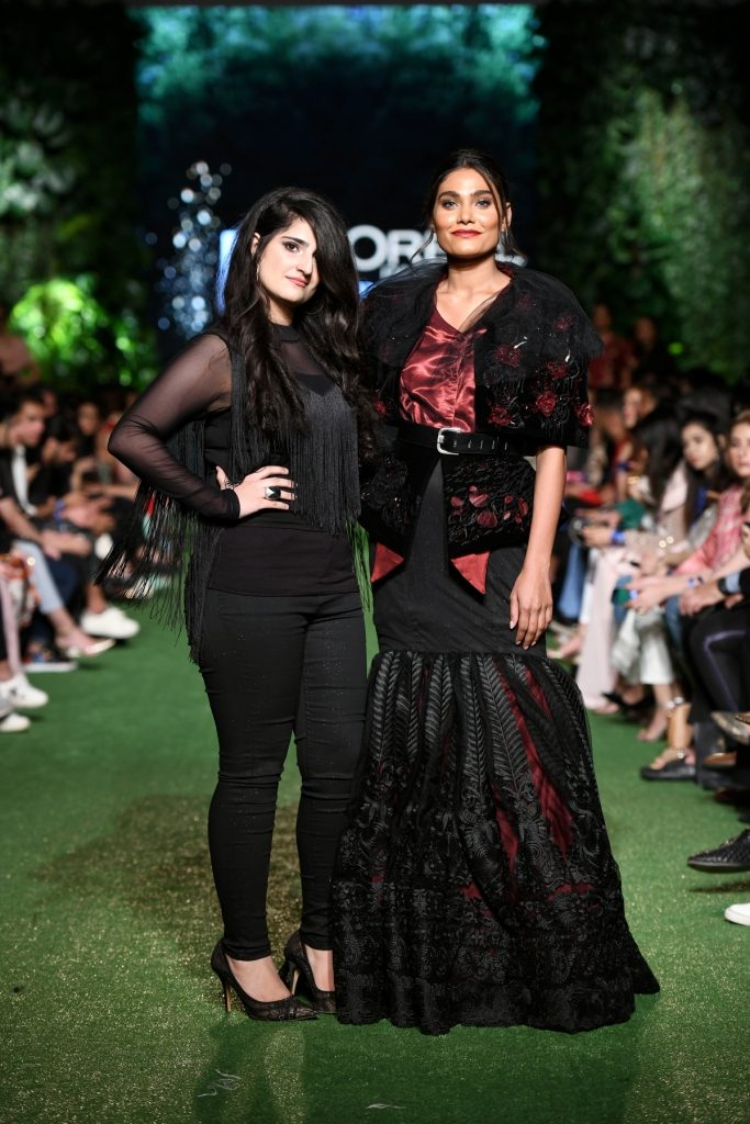 PFDC LOreal Paris Bridal Week 2019 Aquafina Rising Talent