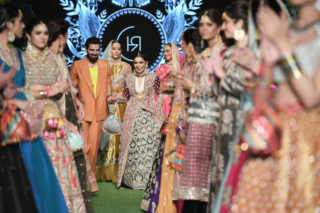 PFDC LOreal Paris Bridal Week 2019 Hussain Rehar