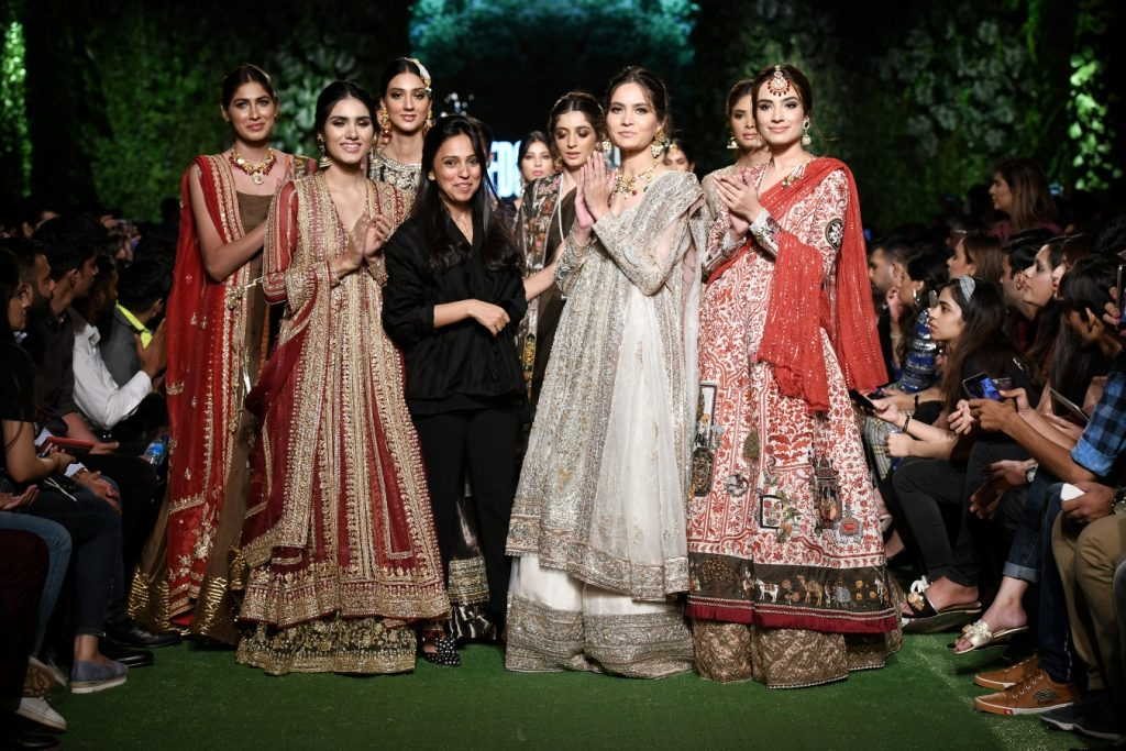 PFDC LOreal Paris Bridal Week 2019 Nida Azwer