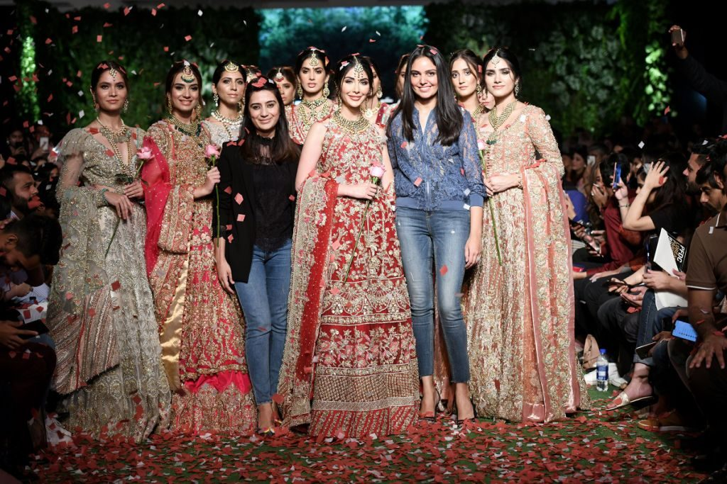PFDC LOreal Paris Bridal Week 2019 SairaShakira