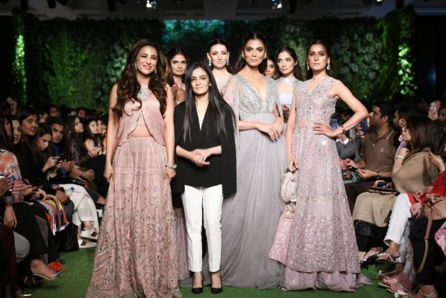 PFDC LOreal Paris Bridal Week 2019 Zubia Zainab