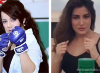 Rabi Pirzada Fights Mehwish Hayat