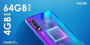 TECNO Launches CAMON 12 Air Exclusively On Daraz 3