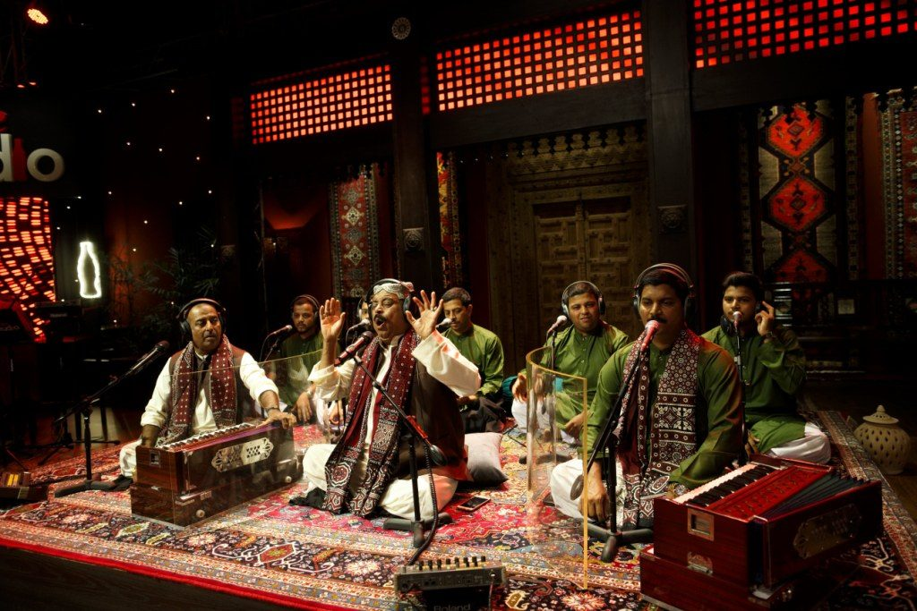 Aadam by Fareed Ayaz and Abu Muhammad with Humnawa - Coke Studio Season 12