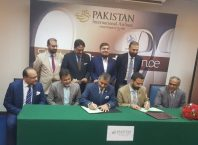 Bank Islami and PIA Signing
