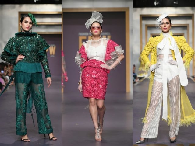 FPW DAY 1: FASHION PAKISTAN WEEK 2019
