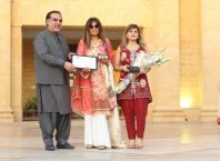 Frieha Altaf awards