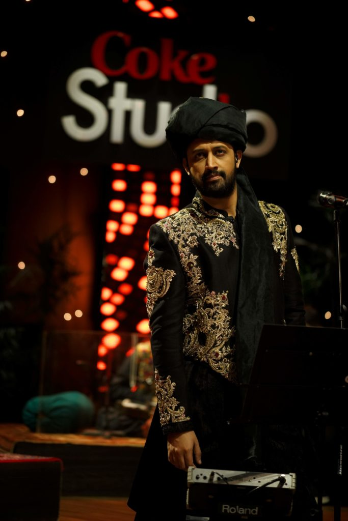 Mubarik Mubarik by Banurs Band and Atif Aslam  Coke Studio